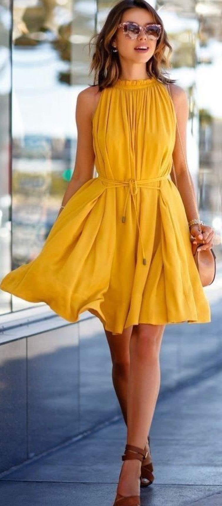 Yellow dress for women  Stitch FixGet fabulous looks like this and many more hand picked
