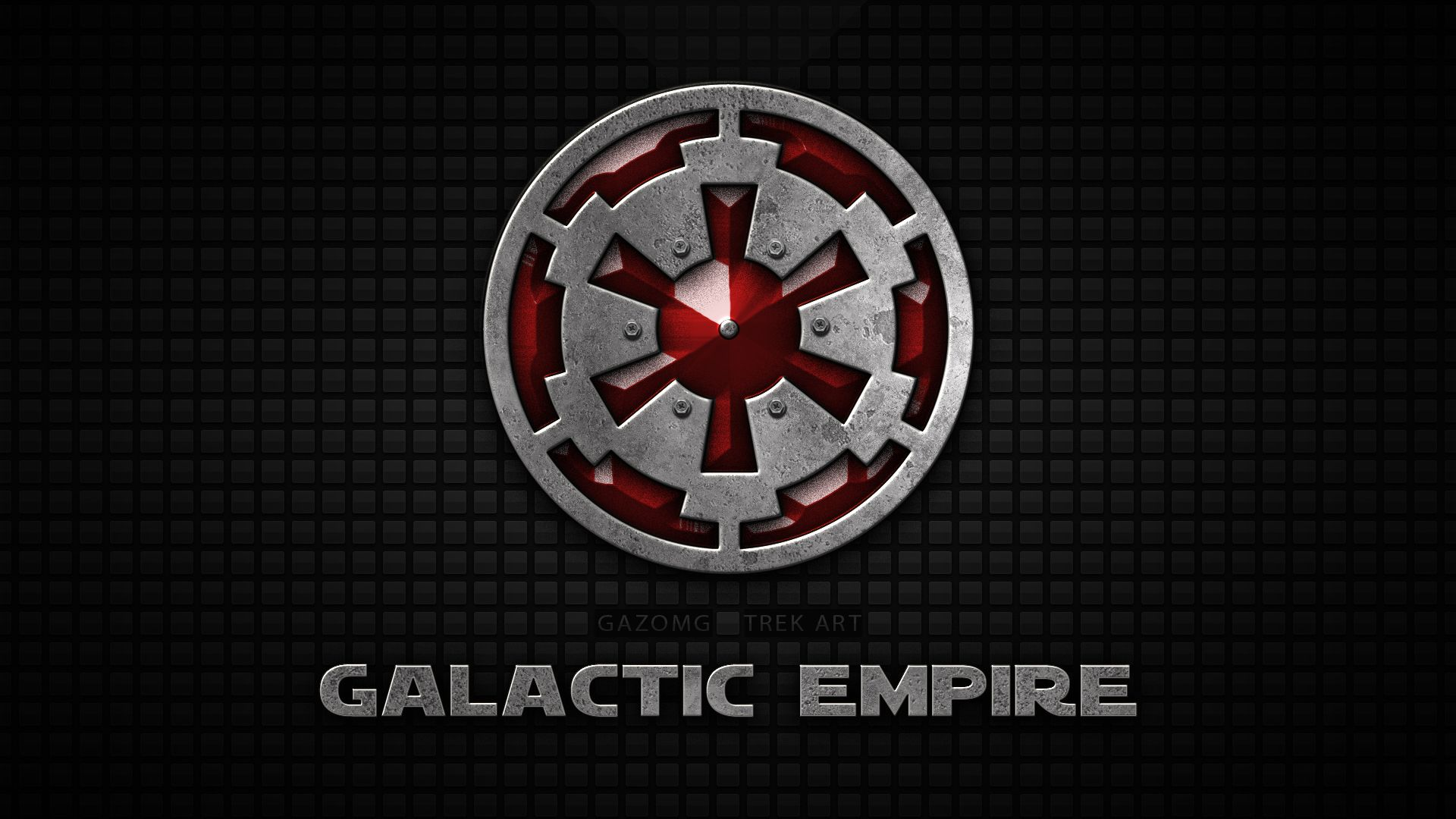 Star Wars Galactic Empire Wallpaper By Gazomg Galactic Empire