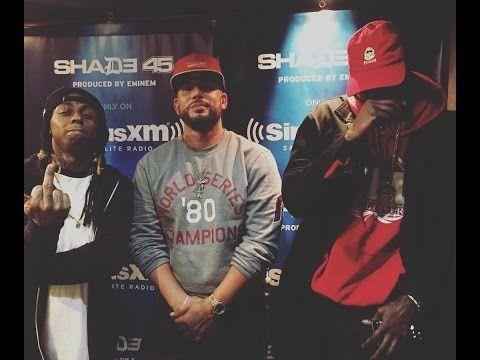 Lil Wayne Working On New Mixtape With DJ Drama