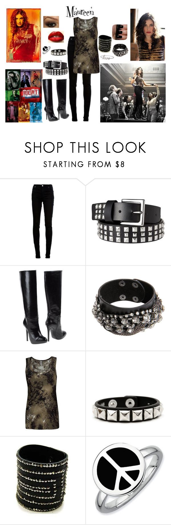 Maureen by whitneysalyer liked on Polyvore featuring dVb