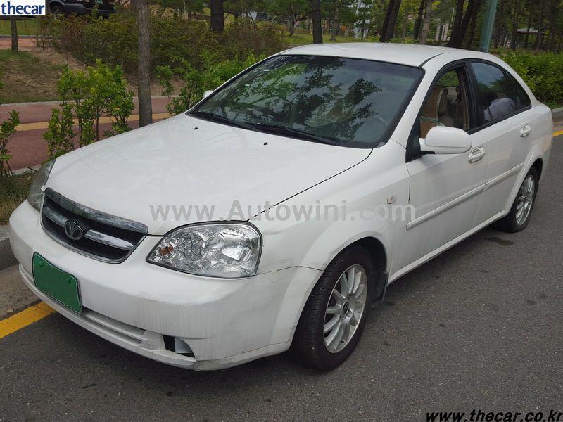 2005 Gm Daewoo Lacetti 1 5 Lux