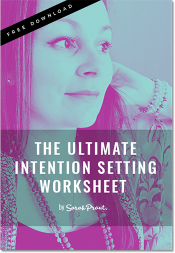 Download The Ultimate Intention Setting Process Sarah Prout
