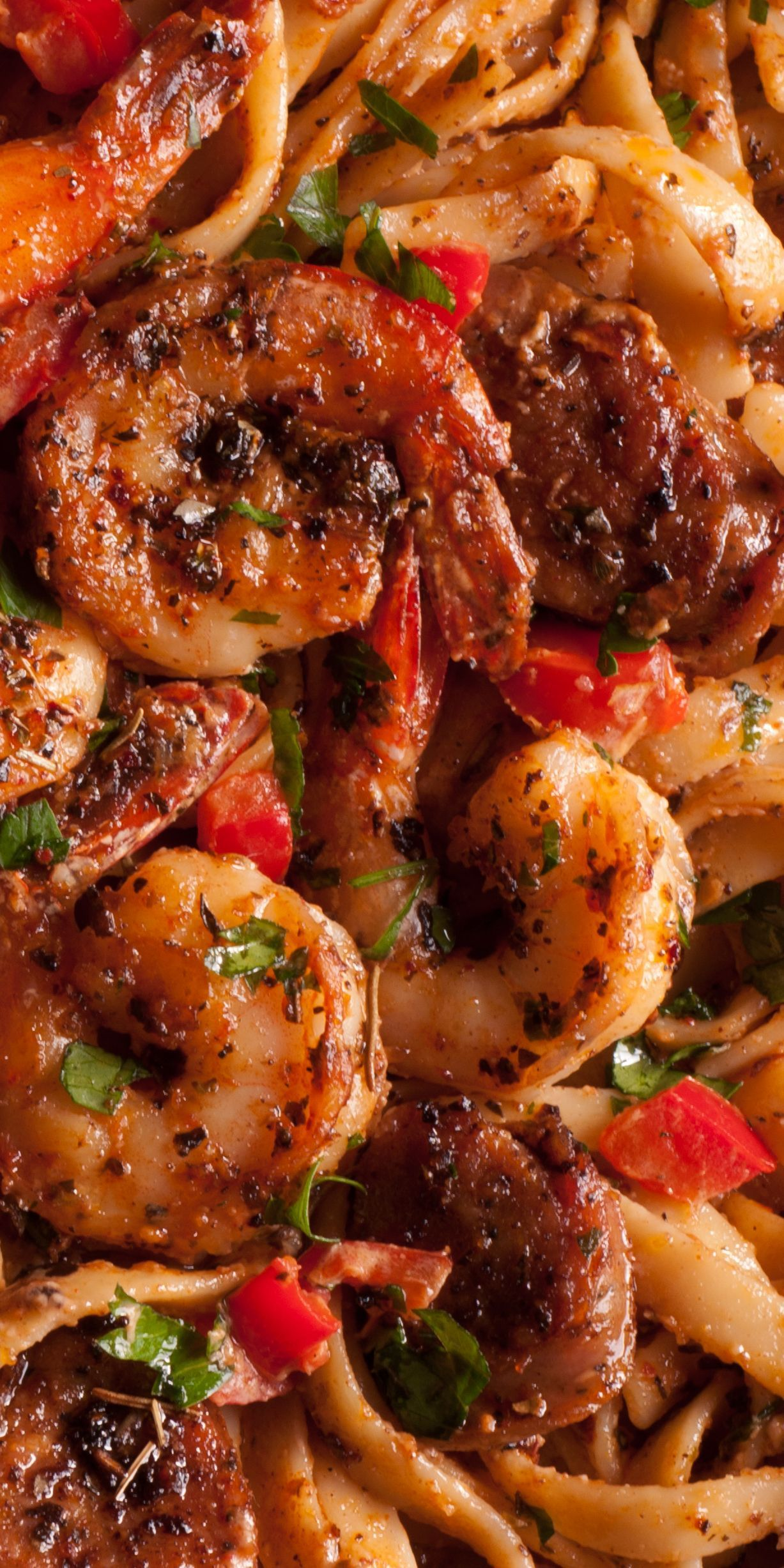 Cajun Shrimp Wurst Pasta Cajun Pasta Shrimp Wurst In 2020 Shrimp Recipes For Dinner Shrimp Recipes Easy Baked Shrimp Recipes Healthy