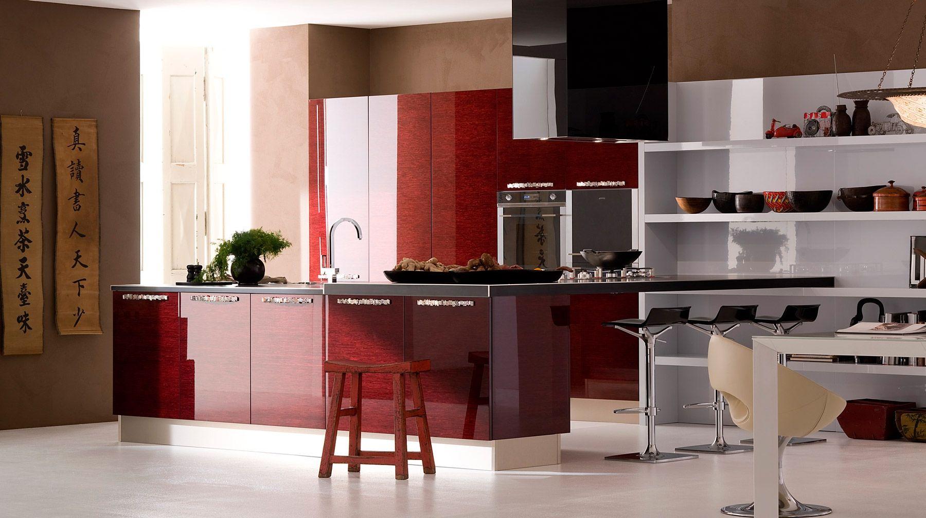 Modern kitchen #cocinas