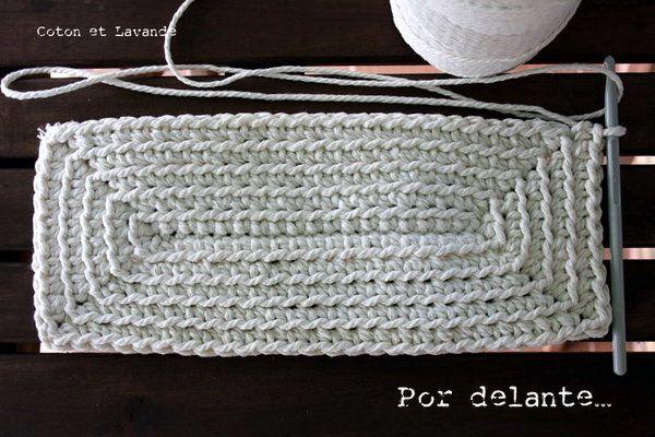 Coton Et Lavande Tutorial Striped Bag 1 Parte Bags