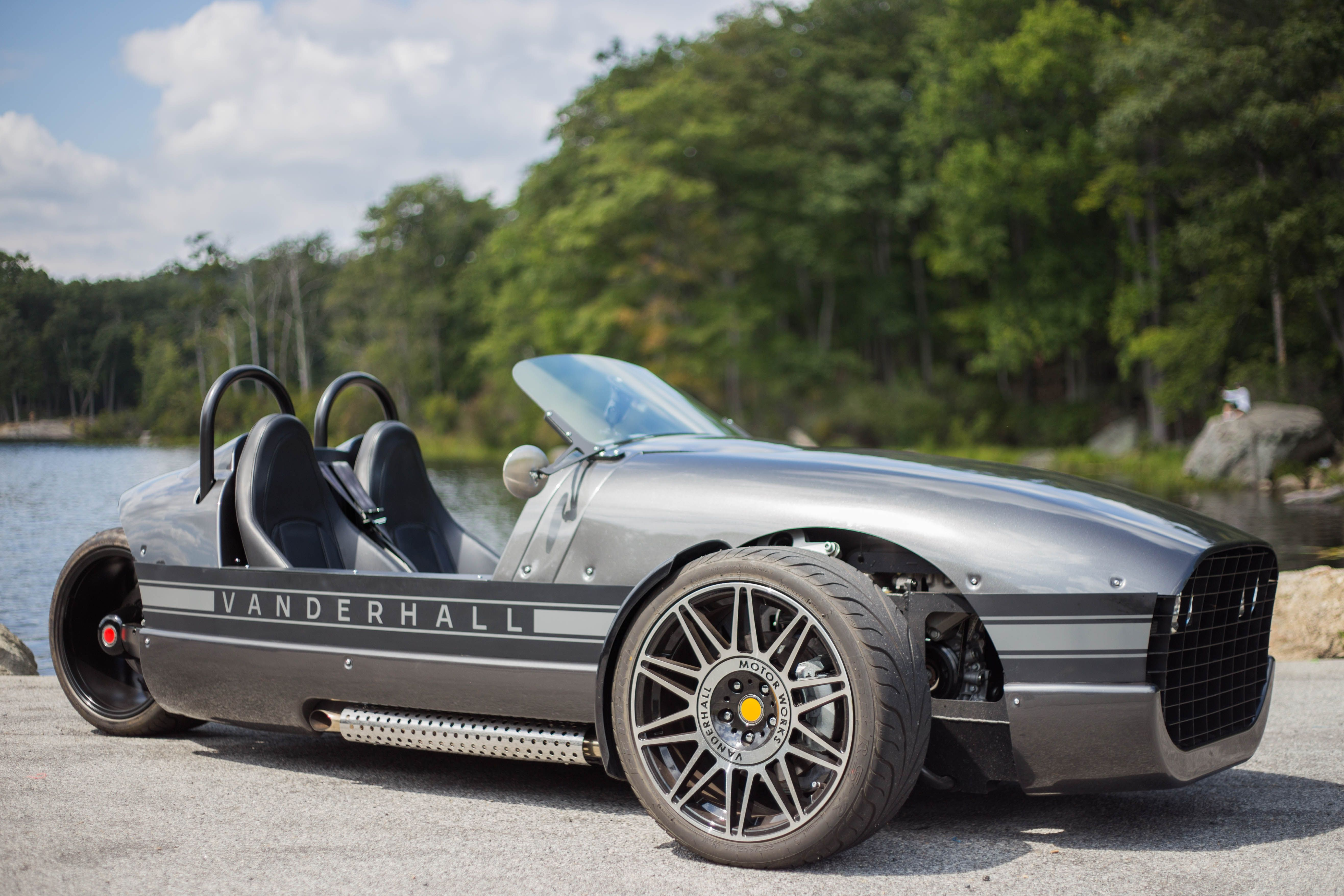 The Vanderhall Venice Gives You Vintage F1 Car And Motorcycle ...