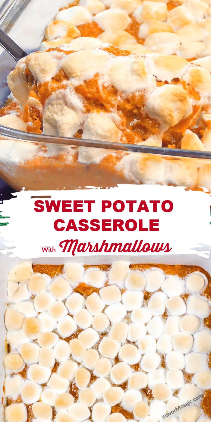 Classic Sweet Potato Casserole is easier than you think!