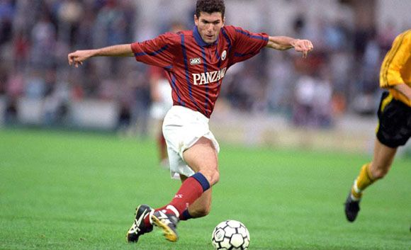 Image result for zinedine zidane bordeaux