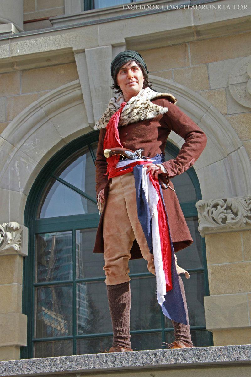Jean Paul Marat Fine Day For A Revolution By Colonelliamross