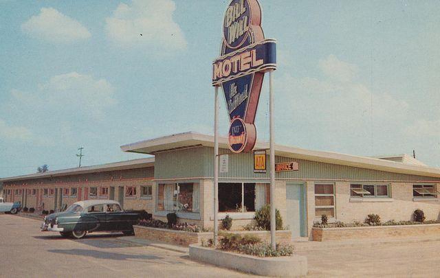 Bill Will Motel And Restaurant Canton Mississippi Flickr Photo Sharing
