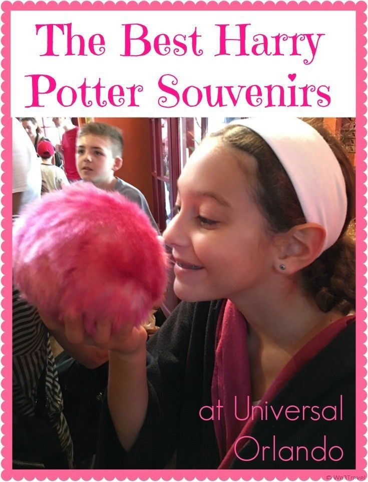 The Best Harry Potter Souvenirs at Universal Orlando [and where to get them]
