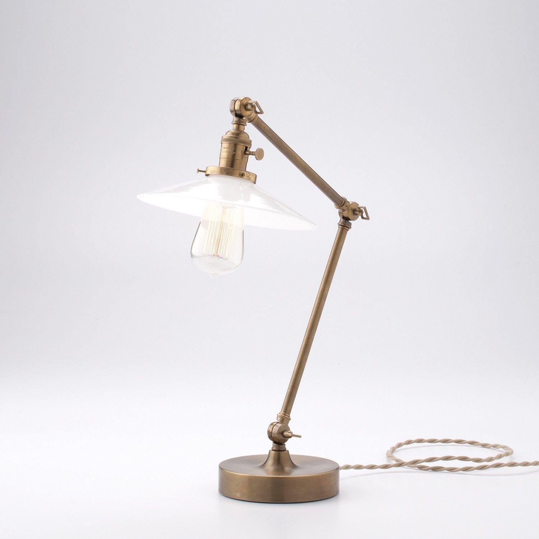 Princeton Desk Lamp | Lamp, Desk lamp, Adjustable desk lamps