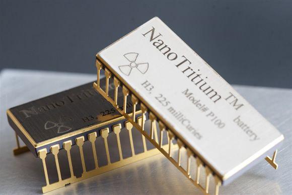 """Na China já é possível comprar facilmente baterias """"Nucleares"""", que podem durar até 20 anos!"""