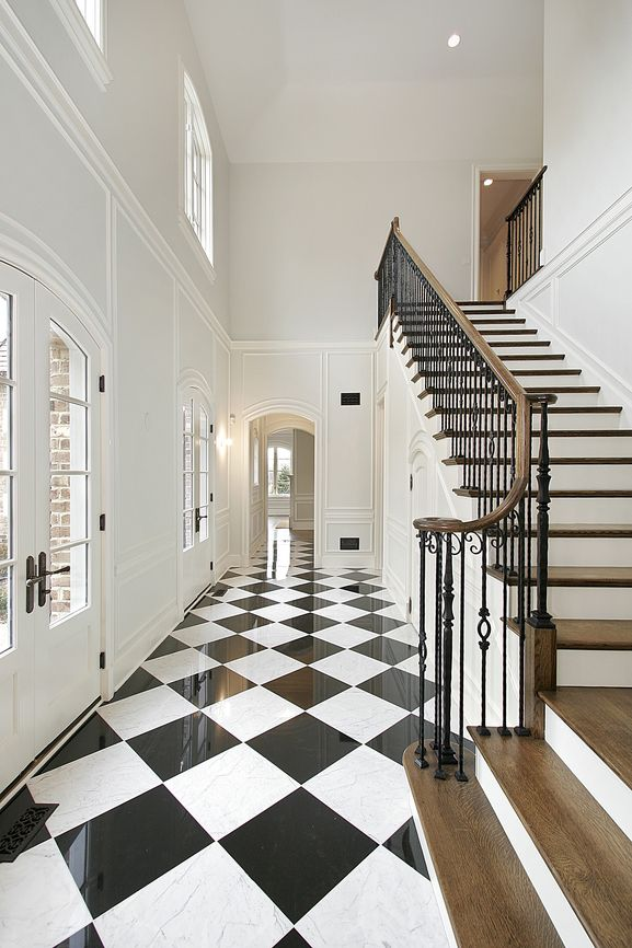 Best Foyer Layout : Foyer design ideas for all colors styles and