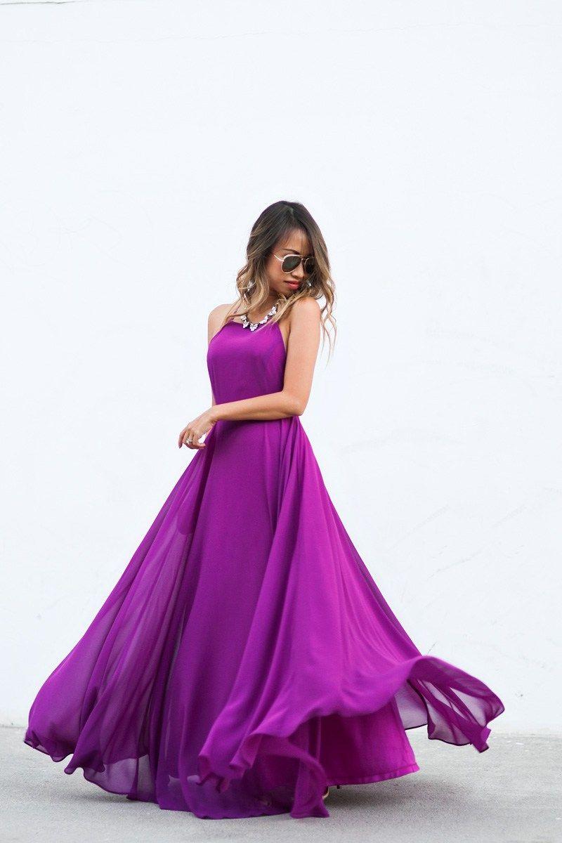 Petite Fashion Blog Lace And Locks Morning Lavender Dress Flowy Maxi Dress Oc Fashion Blogger La Fashion Blogger Fall Flowy Maxi Dress Dresses Maxi Dress [ 1200 x 800 Pixel ]