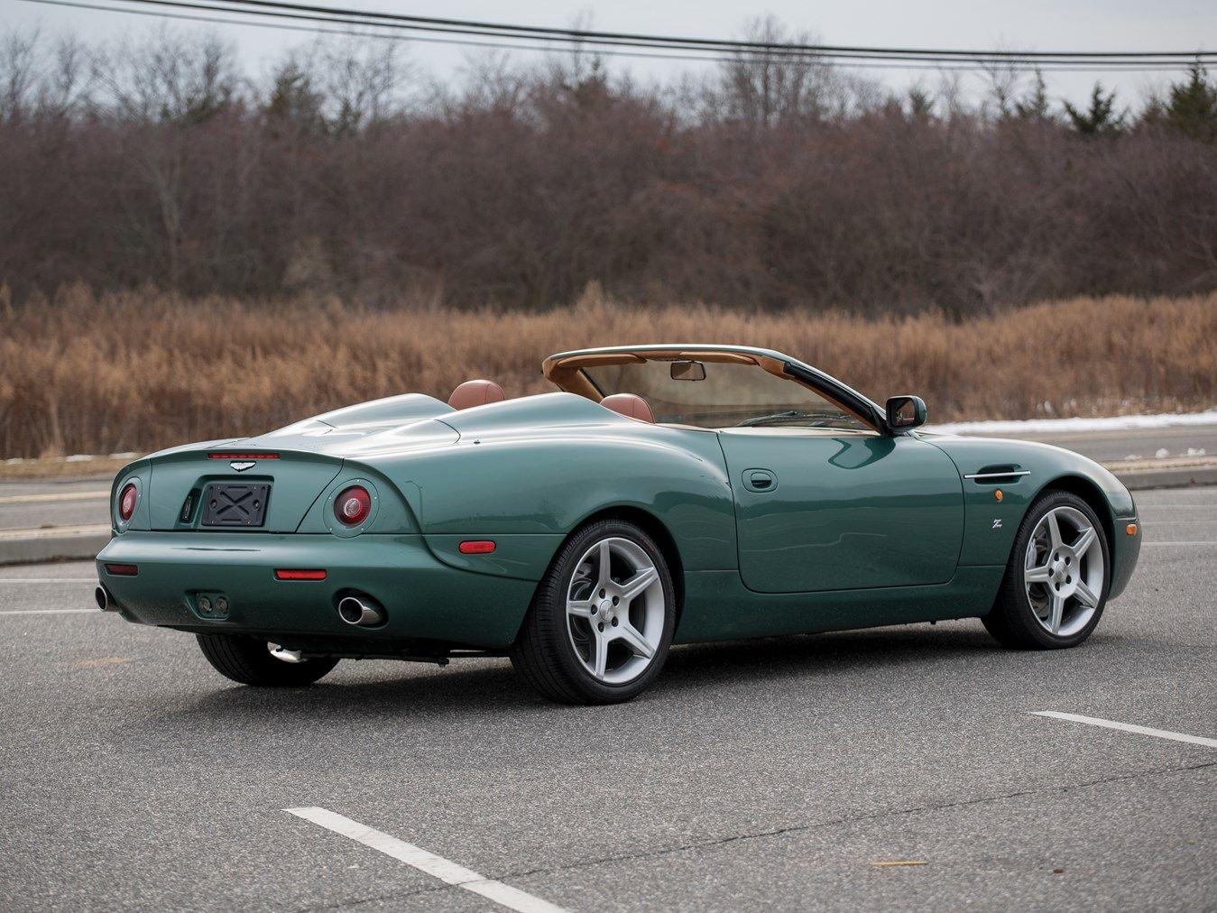 2003 Aston Martin Db Ar1 Zagato Aston Martin Aston Martin For Sale Aston Martin Cars