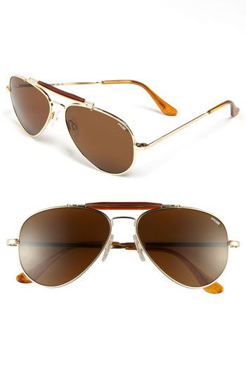 7e717589f925 Randolph Engineering 'Sportsman' 57mm Polarized Sunglasses #madeinUSA