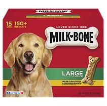 Milk Bone Dog Biscuits Large 15 Lbs Products In 2019 Dog
