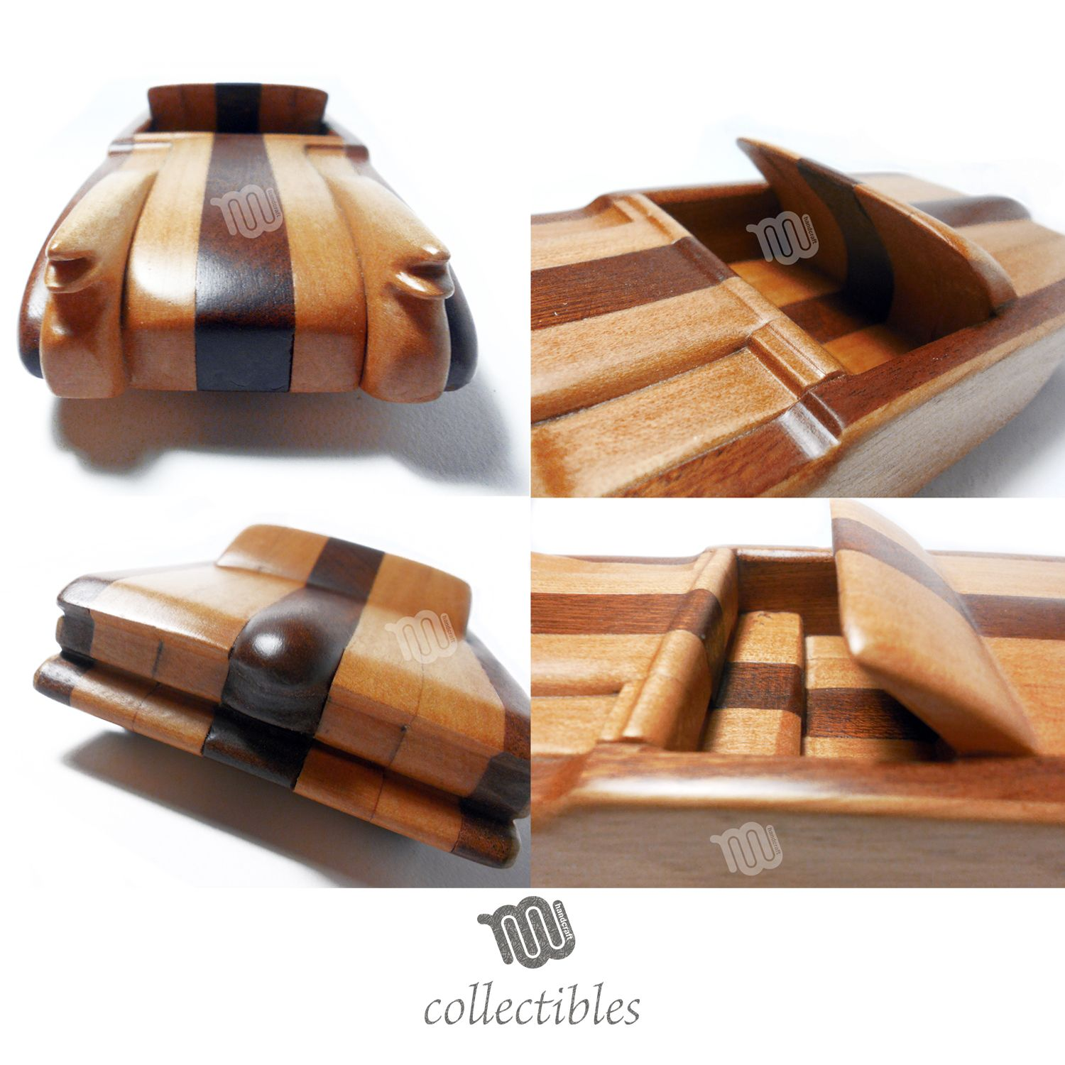 Wood Replica Collectible