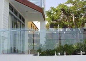 درابزين ستيل مع زجاج الوطنية للديكور Outdoor Decor Decor Home Decor