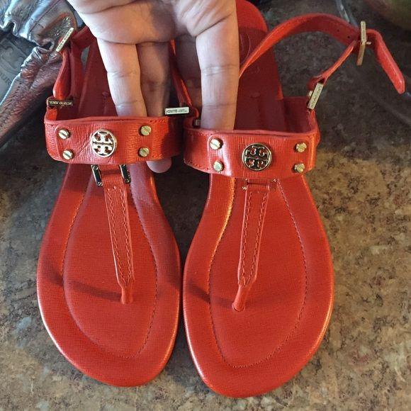 f81216349 Tory Burch sandals NWT