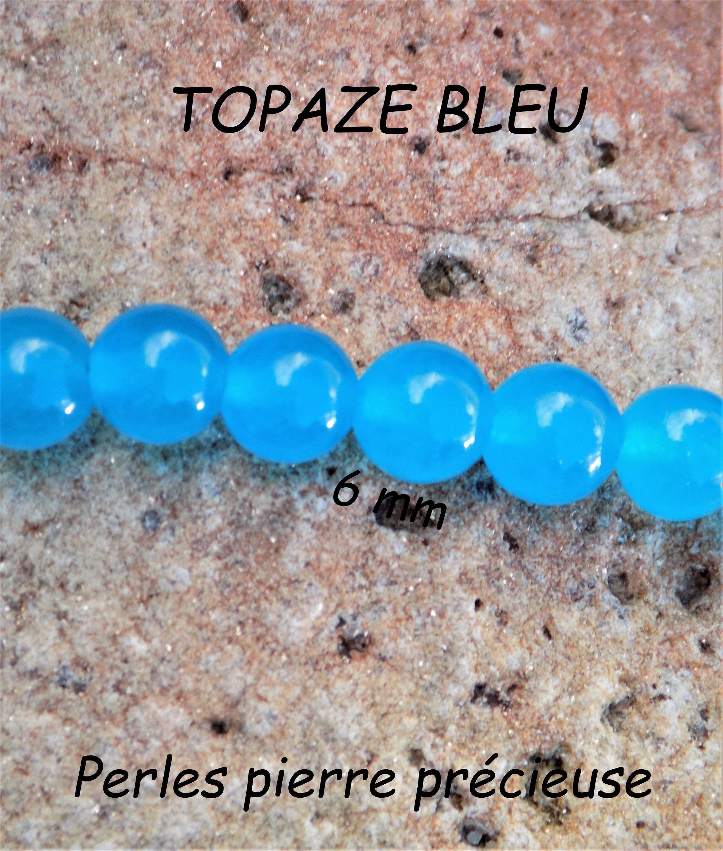 bracelet collier 20 Perle Etoile 10mm Bleu Pour vos creation bijoux
