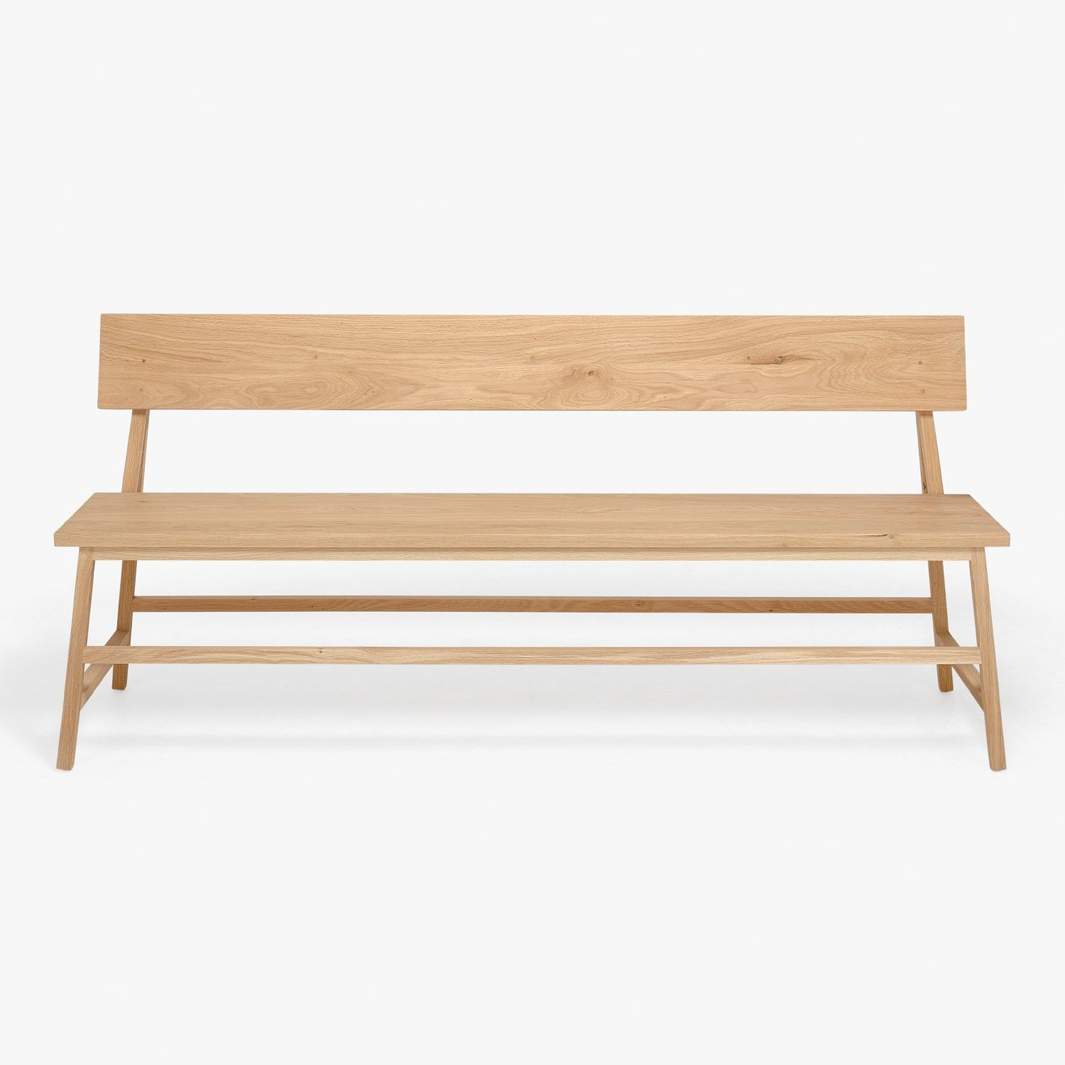 Forms Bench With Back Dining Bench With Back Dinning Room Bench Furniture