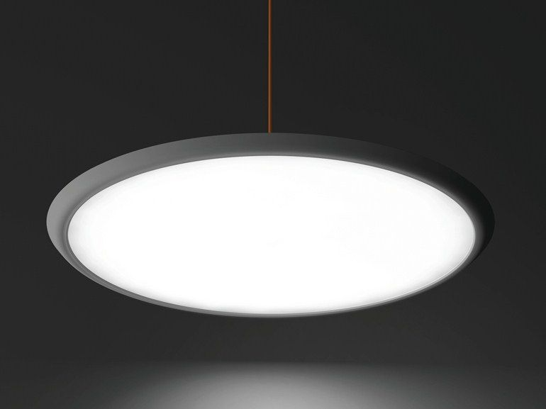 Led Lampen Direct : Led direct light pendant lamp ronda rondà collection by