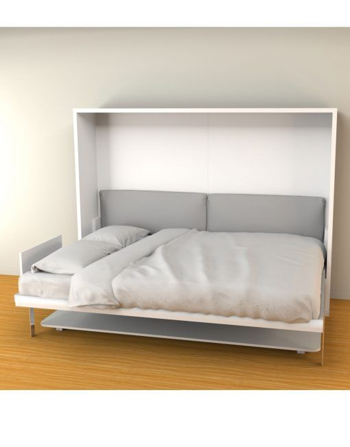 Hover Horizontal Wall Bed Desk In Queen Size For Office Flex Murphy Bed Plans Murphy Bed Desk Murphy Bed