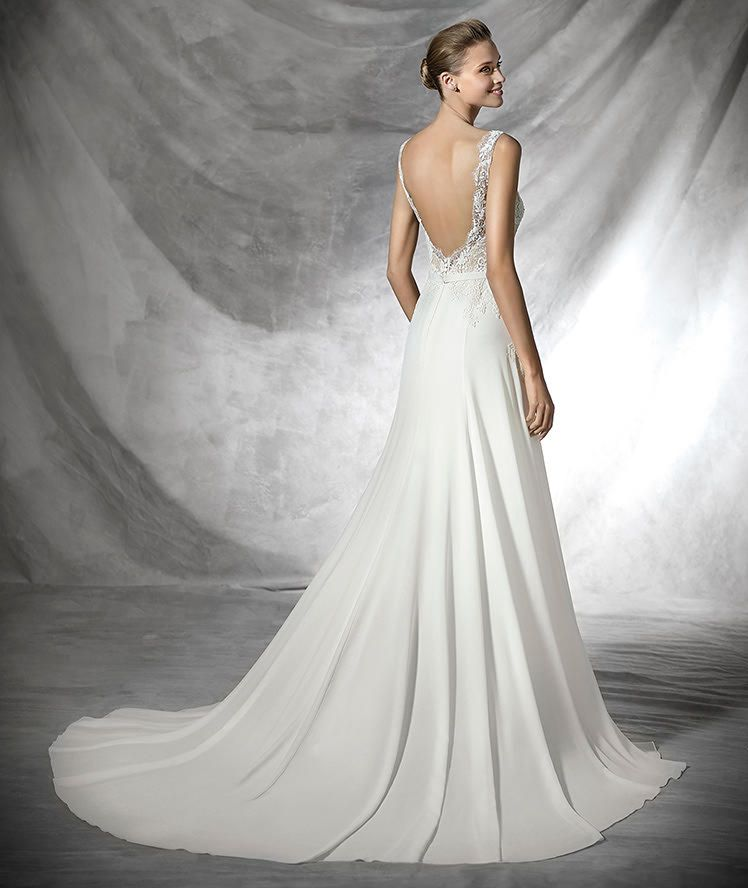 tais wedding dress 2016 pronovias available at lulu 39 s On robes de mariée utilisées dallas tx