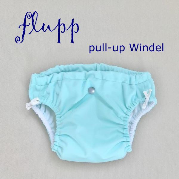 flupp Pull-Up Windel, Schnittmuster kaufen, Stoffwindel nähen, PUL ...