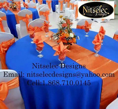 Decor By Nitselecdesigns Simple Napkinfolding Burntorange And