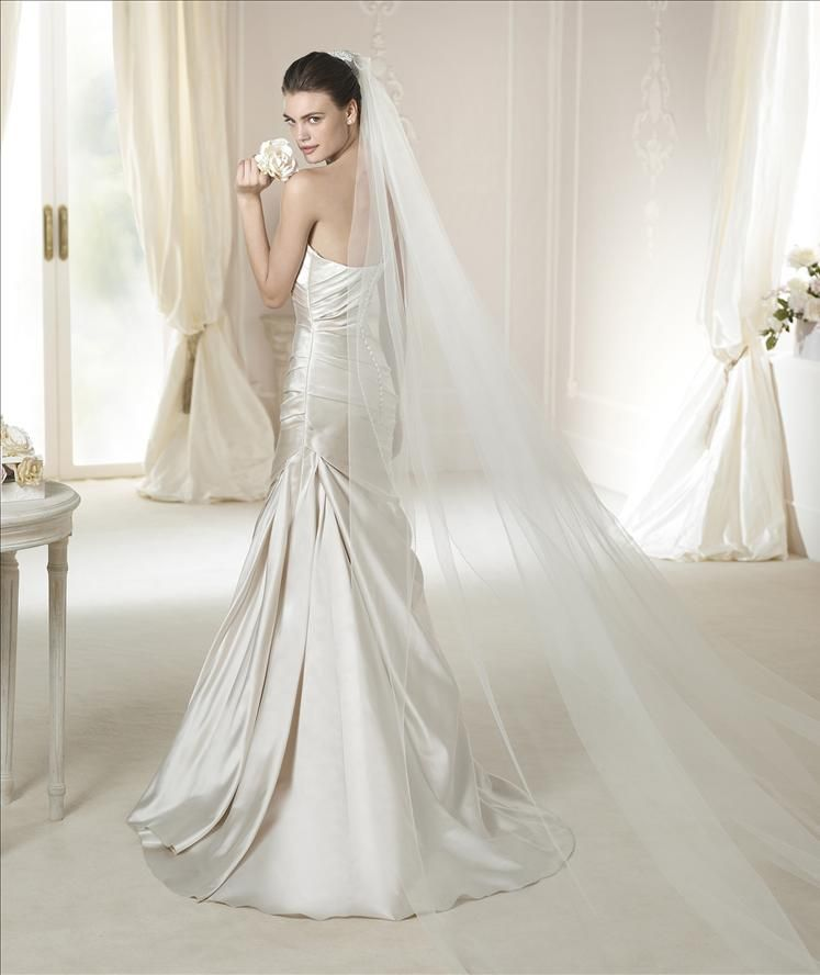 This Is A Gorgeous Pronovias Gown That We Carry That Can