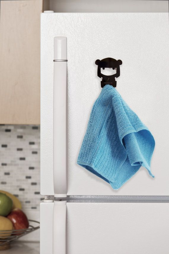4540f29e93f Hook magnet Japanese doll- Magnet hook for hanging a towel on the  refrigerator