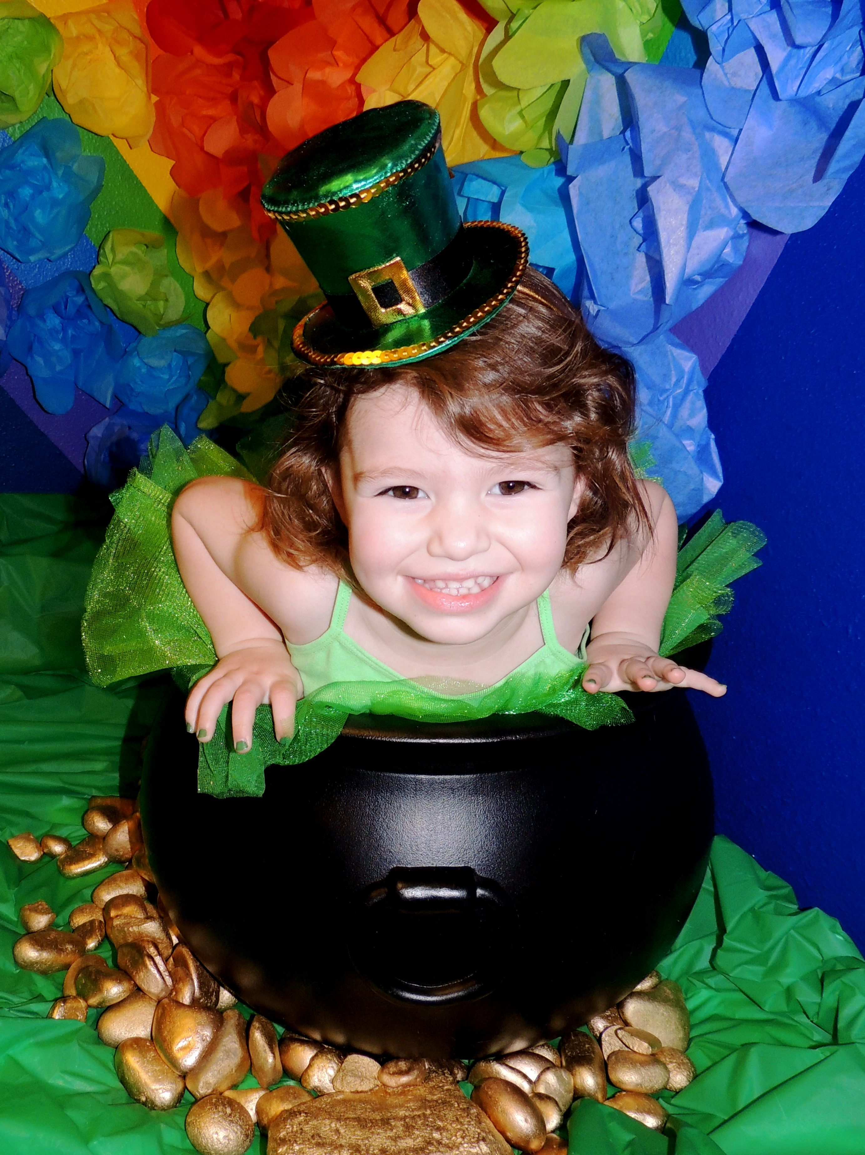 St Patrick Day Photo Shoot Ideas Photography Inspiration Photo - Dad turns his 6 month old son into real life leprechaun for st patricks day