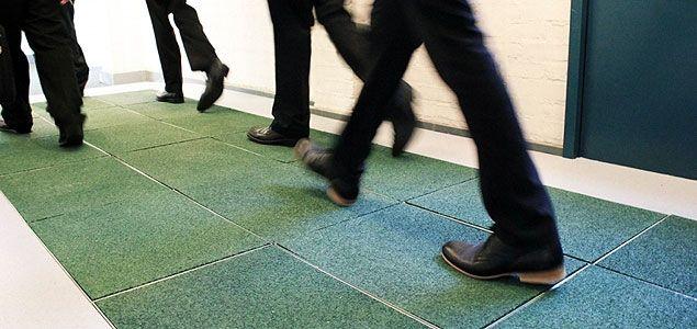 Energy Generating Floor Tiles Make Us Debut At Nyc Prep School Sustainable Brands Power School Kinetic Energy Energy Harvesting