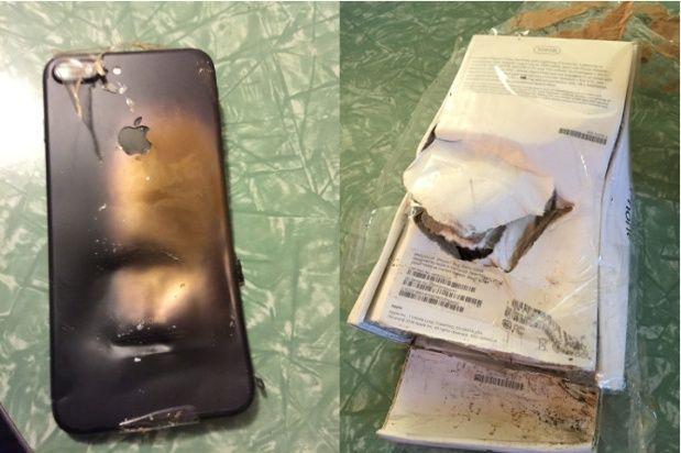 Il dispositivo è esploso causando un incendio. Lo stesso è accaduto con i telefoni di fascia alta di Samsung. Tutto raccontato in un video