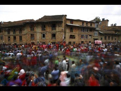 ONU: Más de 6,6 millones de personas han sido afectadas por el terremoto en Nepal.