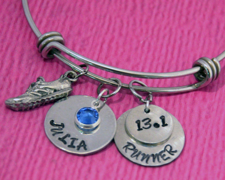 Marathon Gift 13 1 Runner Half Bracelet Jewelry