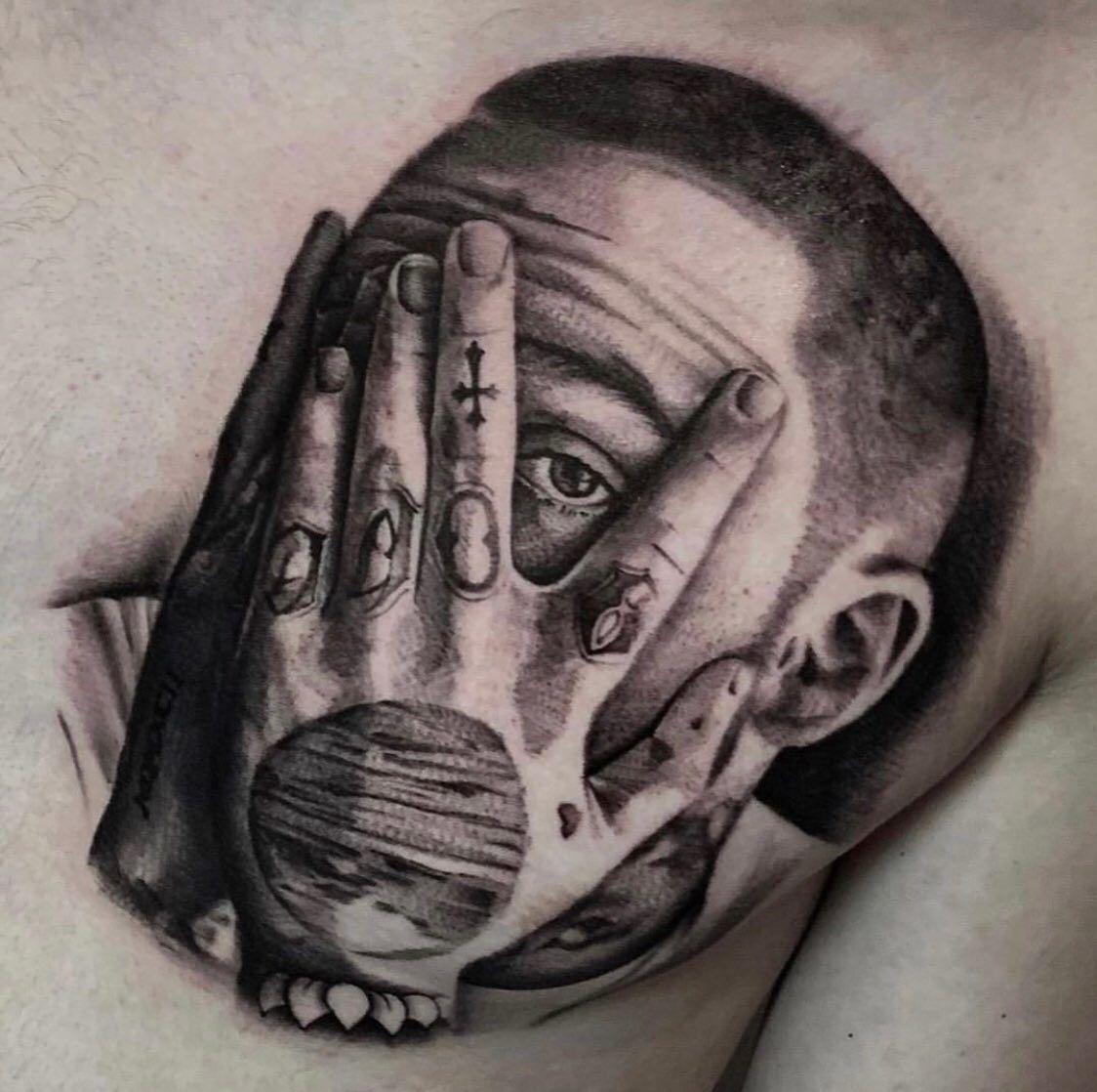 48+ Best Atlanta portrait tattoo artists image HD