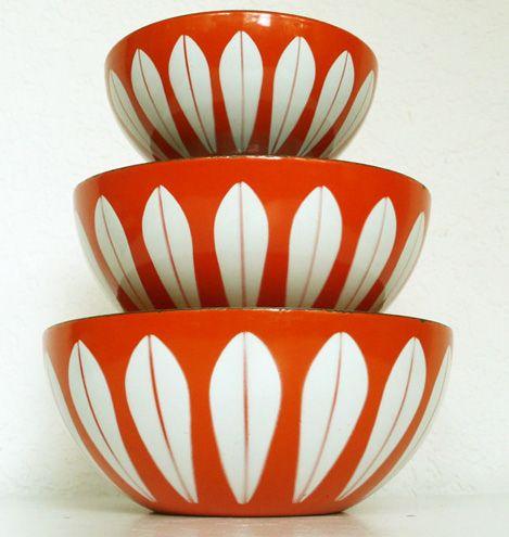 Catherine Holm Lotus Pattern
