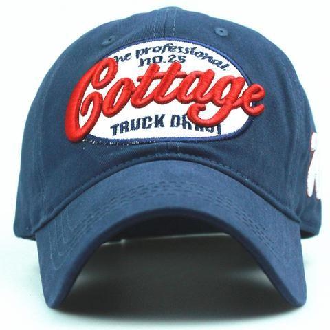 Bonés Baseball Cap Cottage 6 Cores  f60f086c846