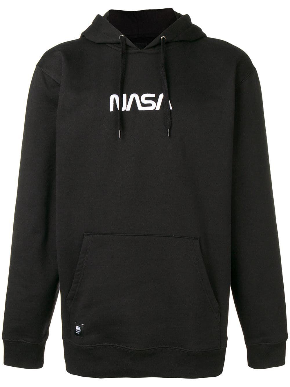b0305fca6 VANS VANS X NASA HOODIE - BLACK. #vans #cloth   Vans in 2019   Nasa ...