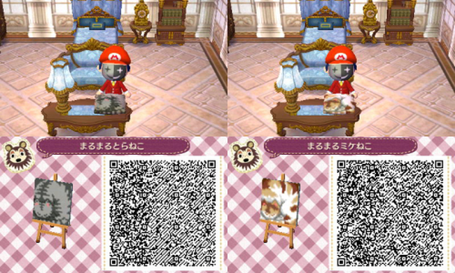 acnl cushion custom Ecosia Animal crossing qr, Animal