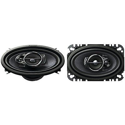 Car Speakers And Speaker Systems Pioneer 200w 4x6 Inch 3 Way 4 Ohms Coaxial Car Audio Speakers Pair Ts A4676r Buy I Car Speakers Car Audio Car Audio Systems