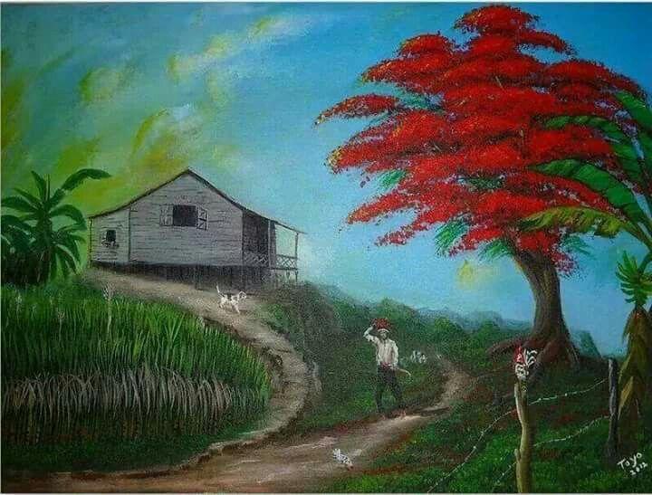 De Pinturas Paisajes Rico Puerto De