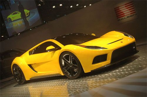 Saleen S5 Raptor... Awesome name for an awesome car! | Raptor. Dream cars. Sports car