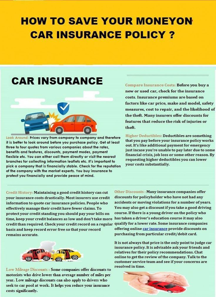 Comparing car insurance quotes, shopping for insurance
