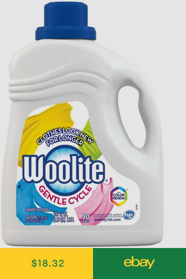 Woolite Detergents Home Garden Ebay Laundry Detergent Gentle