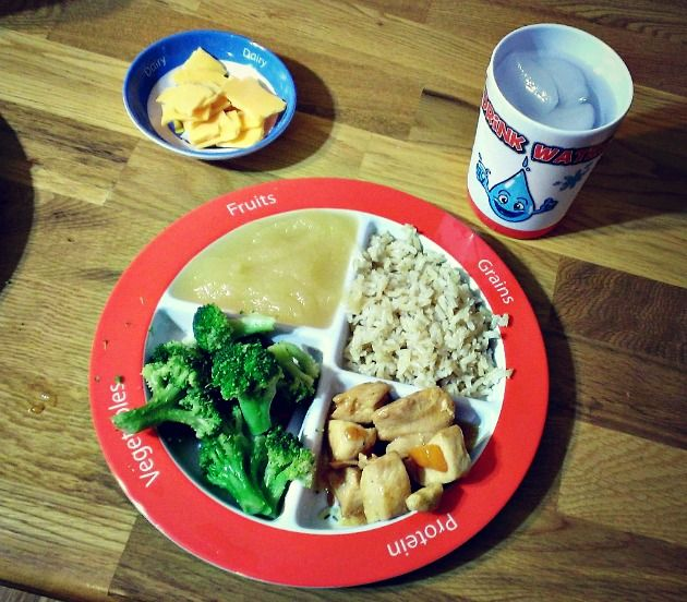 Getting Kids to Eat Healthy with the Healthy Habits Plate ...